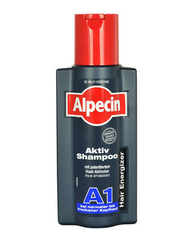 Alpecin Active Shampoo A1 Shampoo 250ml (Normal Hair - Anti Hair Loss)