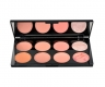 Makeup Revolution London Blush Palette Blush 13gr Hot Spice