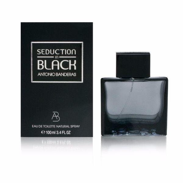 Antonio Banderas Seduction In Black Eau De Toilette 100ml oμορφια   αρώματα   αρώματα ανδρικά