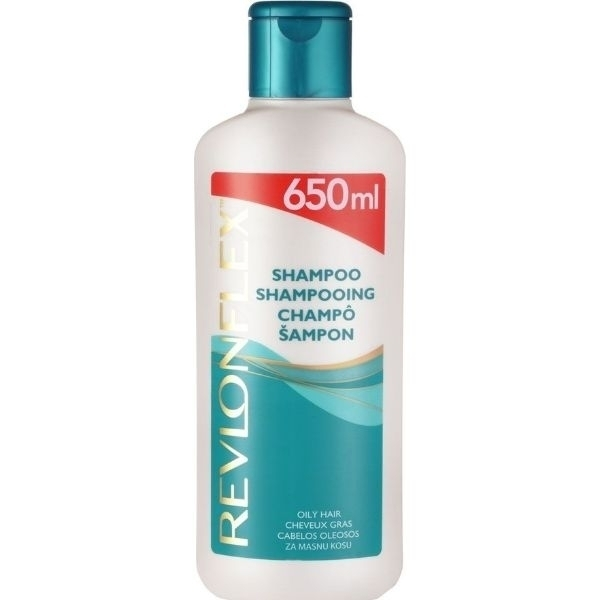 Revlon Flex Purifying Shampoo 650ml (Oily Hair)