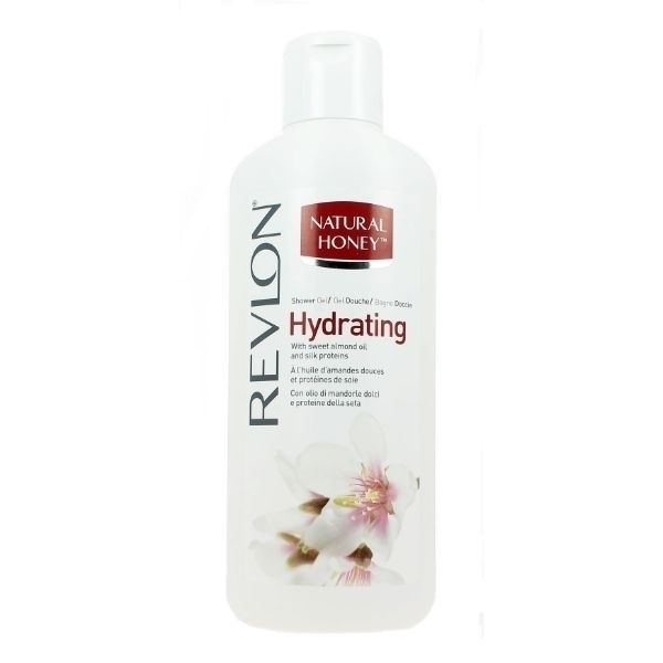Revlon Natural Honey Hydrating Shower Gel 650ml