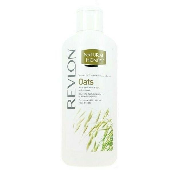 Revlon Natural Honey Oats Shower Gel 650ml