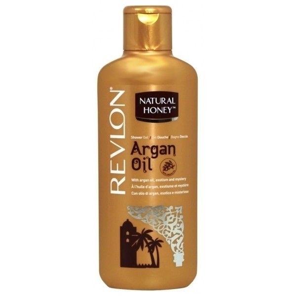 Revlon Natural Honey Argan Oil Shower Gel 650ml