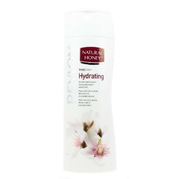 Revlon Natural Honey Hydrating Body Lotion 400ml