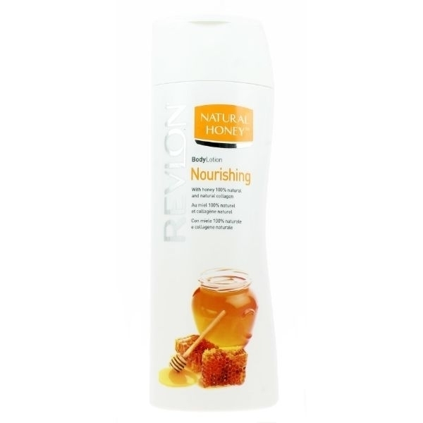 Revlon Natural Honey Extra Nourishing Body Lotion 400ml