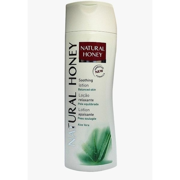 Revlon Natural Honey Aloe Vera Body Lotion 400ml