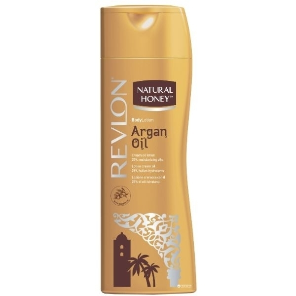 Revlon Natural Honey Argan Oil Body Lotion 330ml