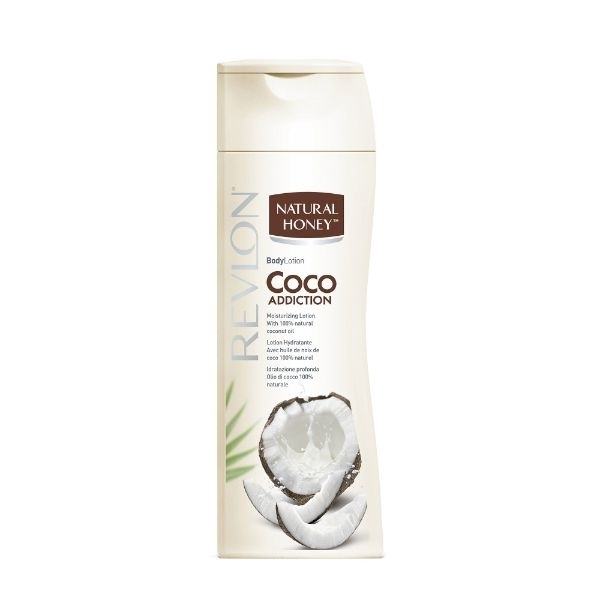 Revlon Natural Honey Coco Addiction Body Lotion 330ml