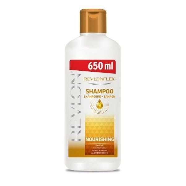 Revlon Flex Nourishing Shampoo 650ml (Dry Hair)