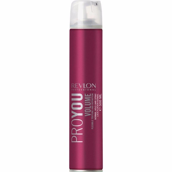 Revlon Proyou Hair Spray Volume 500ml Strong