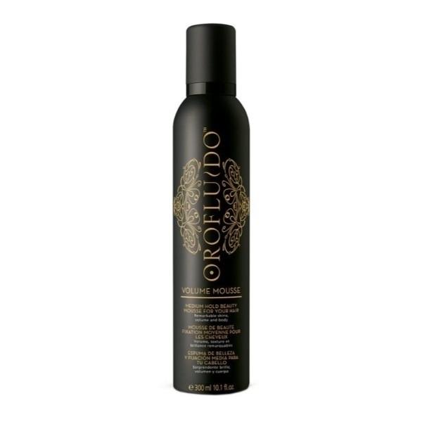 Orofluido Beauty Elixir Hair Mousse 300ml oμορφια   μαλλιά   styling μαλλιών   αφροί μαλλιών