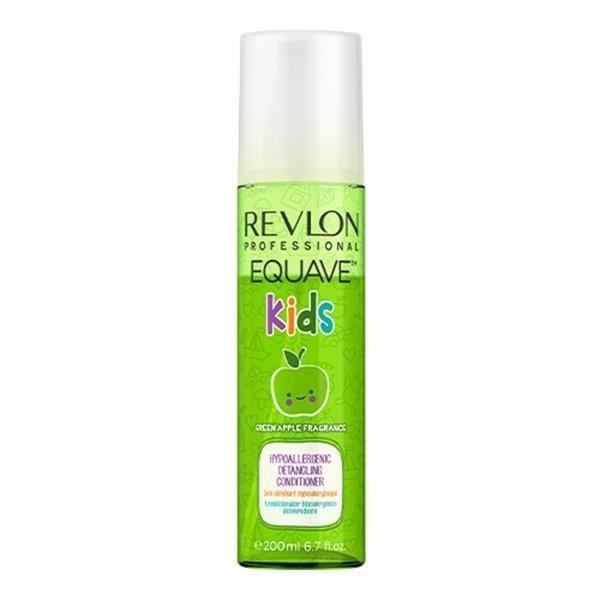 REVLON PROFESSIONAL Equave Kids Hypoalergenic Detangling Conditioner Green Apple odzywka dla dzieci ulatwiajaca rozczesywanie 200ml