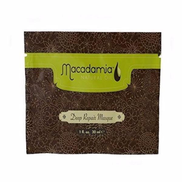 Macadamia Deep Repair Masque Revitalizing Hair 30ml Mask oμορφια   μαλλιά   αναδόμηση μαλλιών   μάσκες μαλλιών