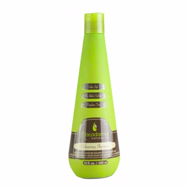 Macadamia Professional Natural Oil Volumizing Shampoo Shampoo 300ml (Fine Hair)