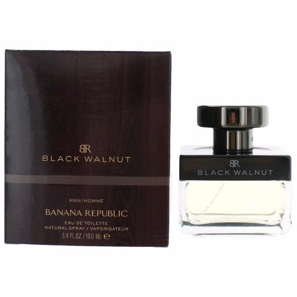 Banana Republic Black Walnut Eau De Toilette 100ml