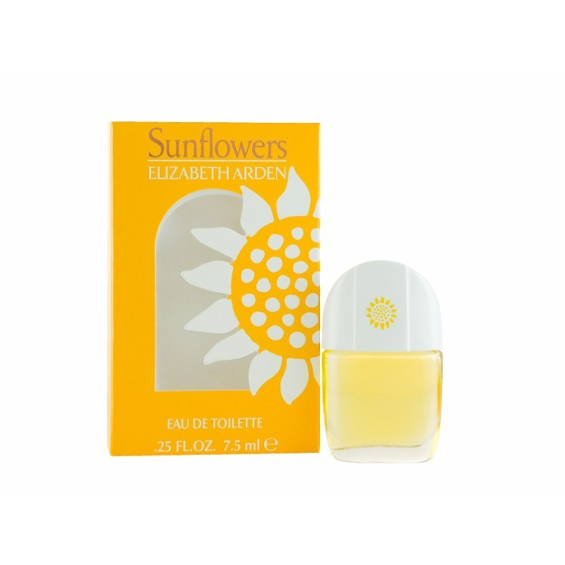 Elizabeth Arden Sunflowers Eau De Toilette 7.5ml Mini