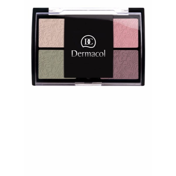 Dermacol Quattro Eyeshadow 5gr For Hazelnut Eyes