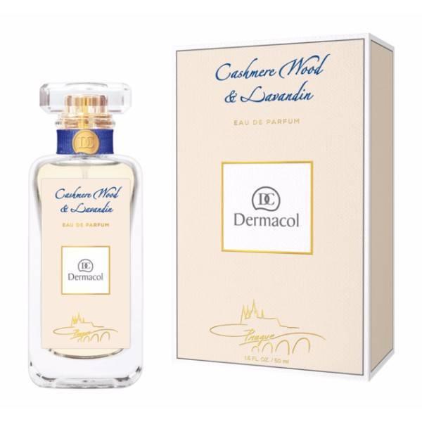 Dermacol Cashmere Wood Levandin Eau De Parfum 50ml