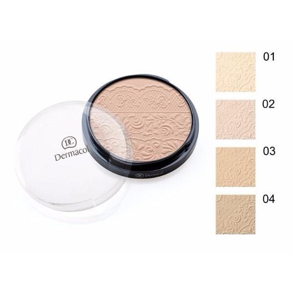 Dermacol Compact Powder 8gr for Normal and Combination Skin 3 oμορφια   μακιγιάζ   μακιγιάζ προσώπου   πούδρες προσώπου