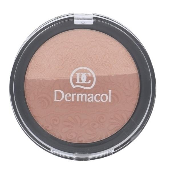 Dermacol Duo Blusher 8,5gr 4 oμορφια   μακιγιάζ   μακιγιάζ προσώπου   ρούζ