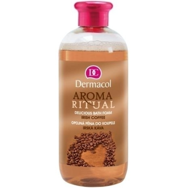 Dermacol Aroma Ritual Bath Foam Irish Coffee 500ml