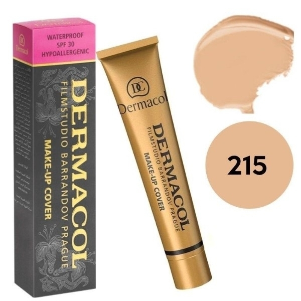 Dermacol Make Up Cover 30ml C. 215