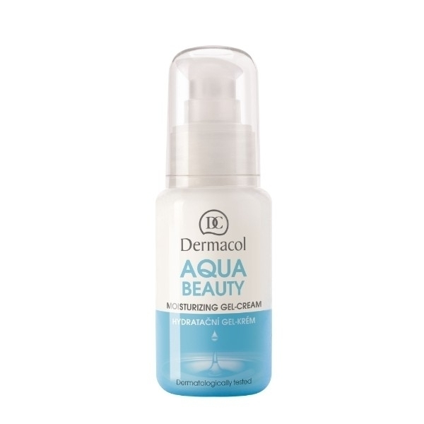 Dermacol Aqua Beauty Facial Gel 50ml (All Skin Types - For All Ages)