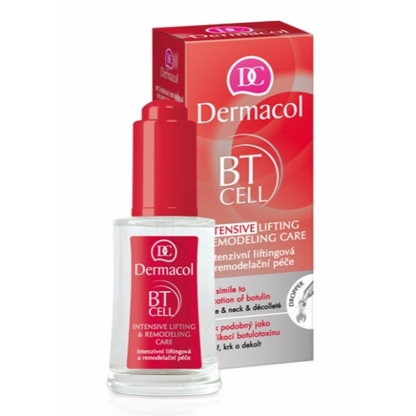 Dermacol Bt Cell Intensive Lifting & Remodeling Care Skin Serum 30ml (Wrinkles - All Skin Types)