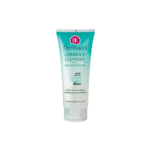 Dermacol Gommage Cleanser Cleansing Gel 100ml (All Skin Types)