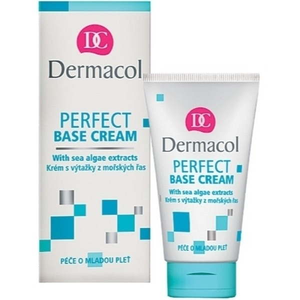 Dermacol Perfect Base Cream Day Cream 50ml (Young Skin - All Skin Types)