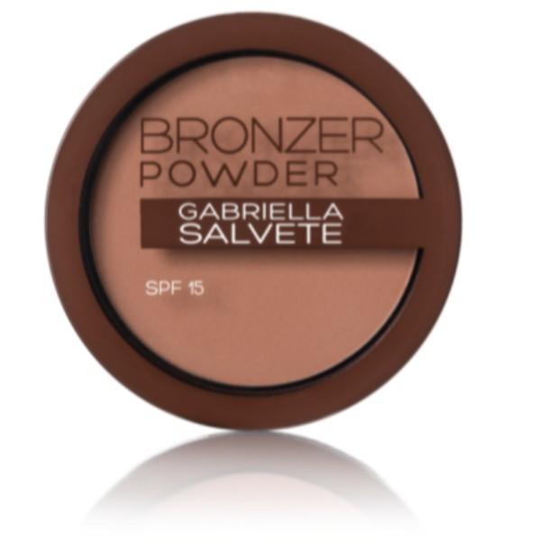 Gabriella Salvete Bronzer Powder Powder 8gr Spf15 01