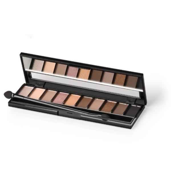 Gabriella Salvete Palette 10 Shades Eye Shadow 12gr 02 Nude