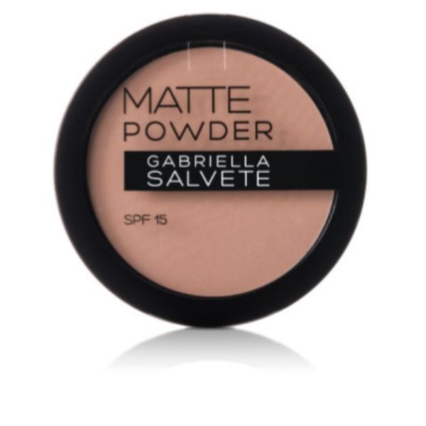Gabriella Salvete Matte Powder SPF15 8gr 03 Soft Beige