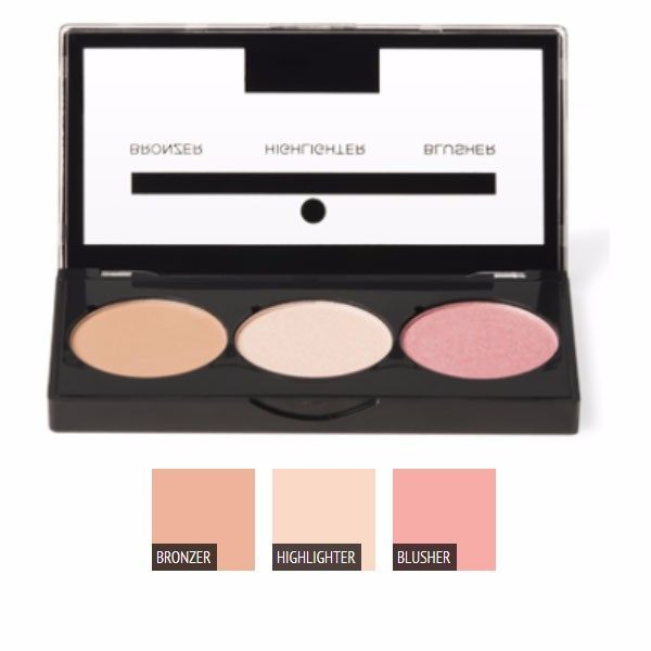 Gabriella Salvete Contouring Palette Makeup Palette 15gr