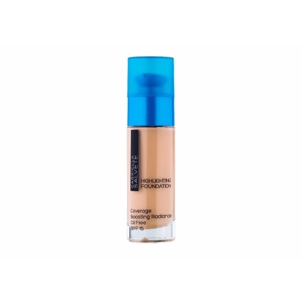 Gabriella Salvete Highlighting Foundation Makeup 30ml Spf15 100 Ivory