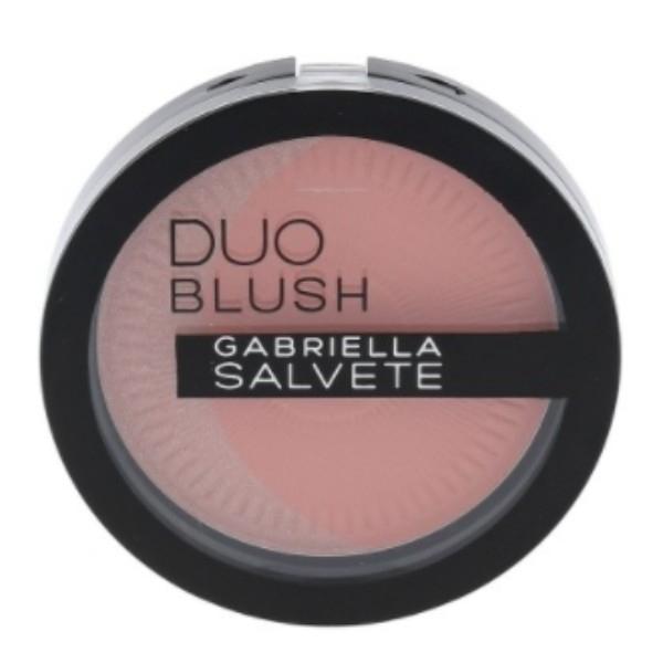 Gabriella Salvete Duo Blush Blush 8gr 02 oμορφια   μακιγιάζ   μακιγιάζ προσώπου   ρούζ