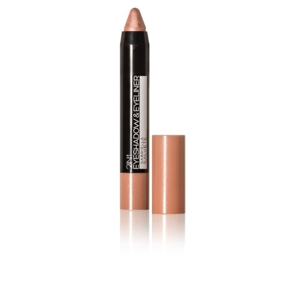 Gabriella Salvete Eyeshadow & Eyeliner 2in1 Eye Shadow 3,5gr 03 Metallic Rose