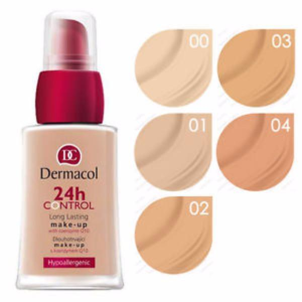 Dermacol 24H Control Make Up 30ml 00