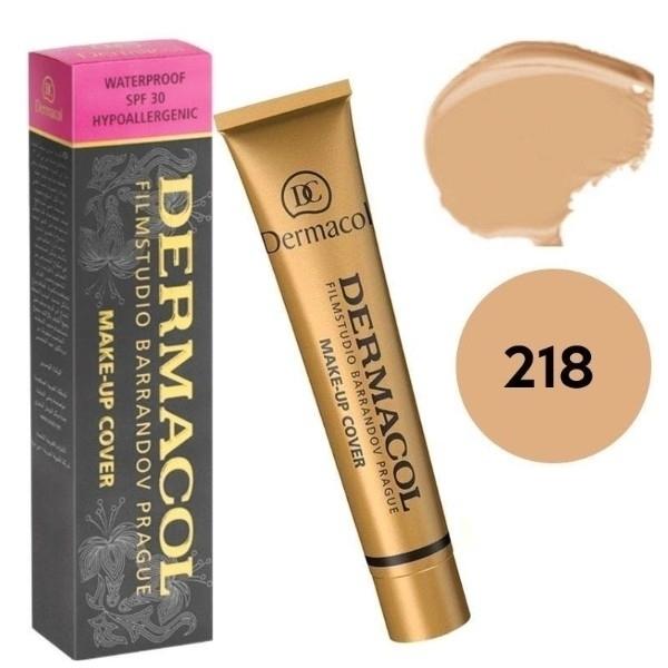 Dermacol Make-up Cover Spf30 Makeup 30gr 218