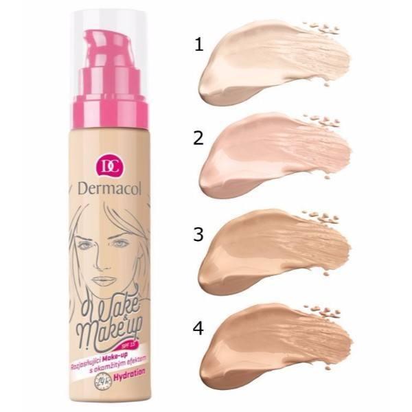 Dermacol Wake & Make Up SPF15 30ml 1 oμορφια   μακιγιάζ   μακιγιάζ προσώπου   make up