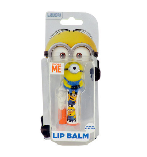 CORSAIR Despicable Me Minion Lip Balm balsam do ust Banana 4,5g oμορφια   μακιγιάζ   μακιγιάζ χειλιών   lip care