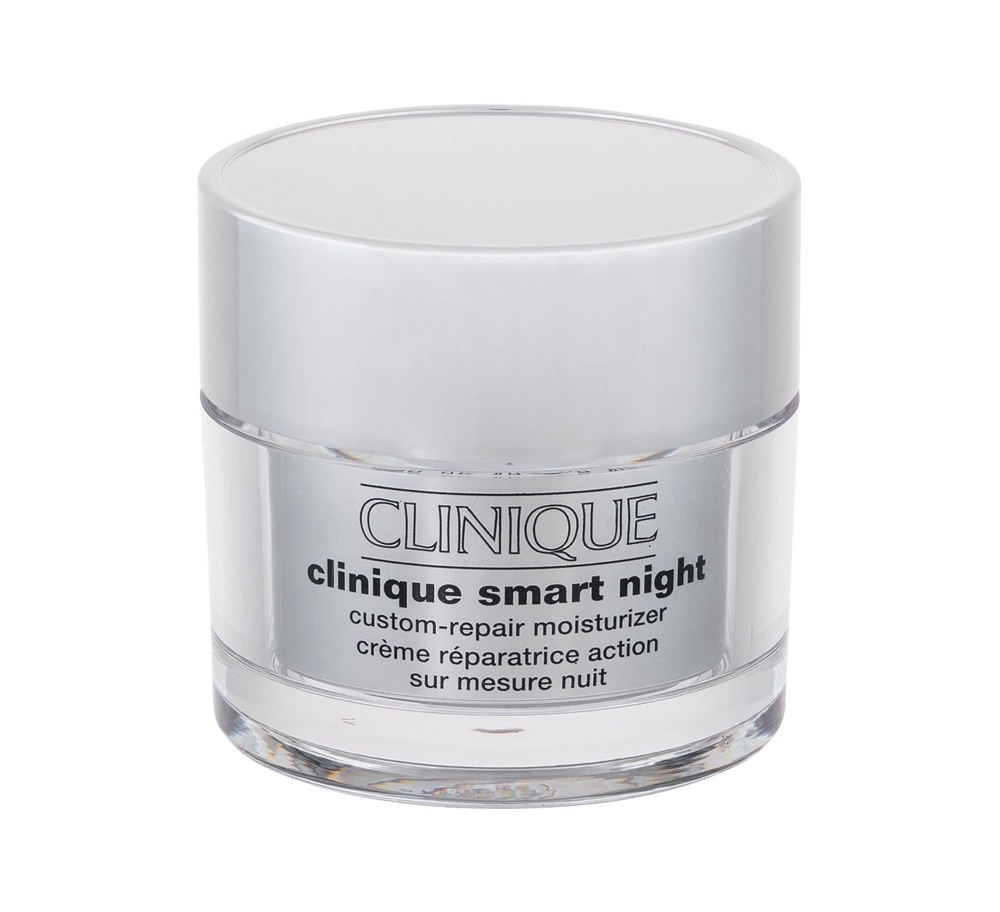 Clinique Smart Night Night Skin Cream 50ml (Oily - Mixed - Wrinkles) oμορφια   πρόσωπο   κρέμες προσώπου