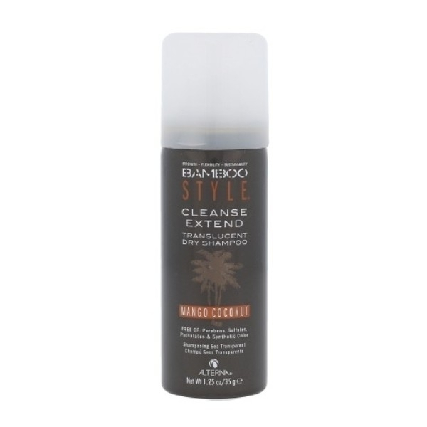 Alterna Bamboo Style Cleanse Extend Translucent Dry Shampoo 35gr