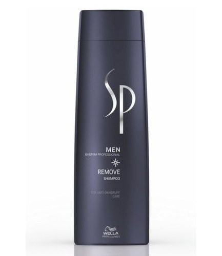 Wella Sp Men Remove Shampoo Shampoo 250ml (Dandruff)