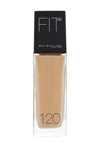Maybelline Fit Me Liquid Foundation Spf18 30Ml 115 Ivory