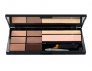 MAKEUP REVOLUTION Ultra Brow Palette Fair To Medium 19g