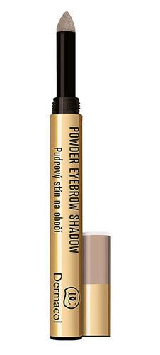 Dermacol Powder Eyebrow Shadow Eyebrow Pencil 1gr 1