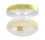 Collistar Double Effect Wet & Dry Eye Shadow 5gr 10 Gold Green oμορφια   μακιγιάζ   μακιγιάζ ματιών   σκιές ματιών