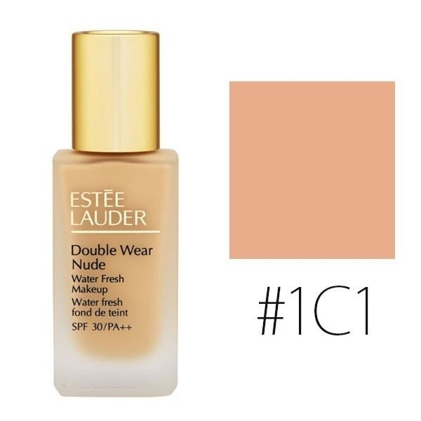 Estee Lauder Double Wear Nude Makeup 30ml Spf30 1c1 Cool Bone oμορφια   μακιγιάζ   μακιγιάζ προσώπου   make up