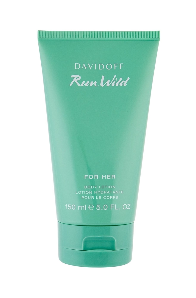 Davidoff Run Wild Body Lotion 150ml